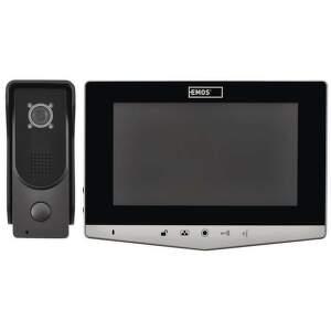 Emos H2030 videotelefón strieborný