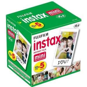 Fuji 5-pack Instax mini filmov 5x10 kusov