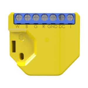 Shelly RGBW2 4x PW WF modul riadenia LED