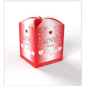 Sweet Home Love Exclusive, Vonná sviečka