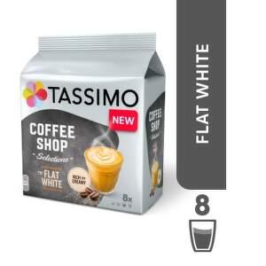 Tassimo Flat White (8ks)