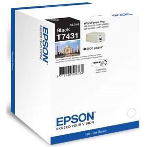 Epson T7431 Black