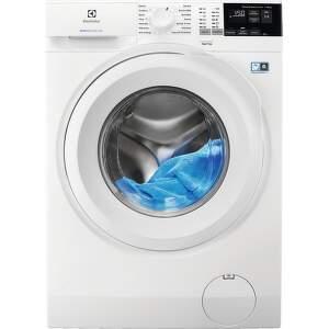 Electrolux PerfectCare 600 EW6F428WUC, biela práčka plnená spredu