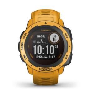 Garmin Instinct Solar smart hodinky sunburst