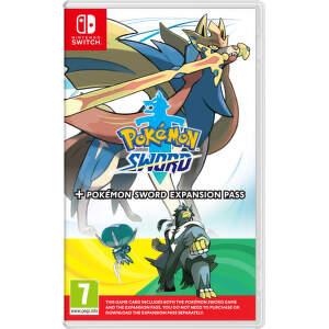 Pokémon Sword + Expansion Pass - Nintendo Switch hra