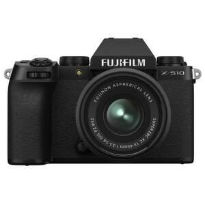 Fujifilm X-S10 + XC 15-45 mm f/3.5-5.6 IOS PZ