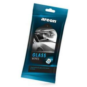 Areon Car Wipes Glass, Vlhčené utierky