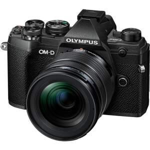 Olympus E-M5 Mark III 14-45mm Kit čierna