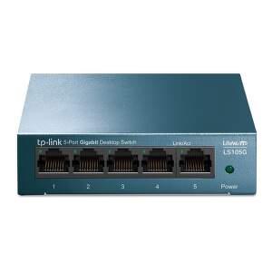 TP-LINK LS105G 5-port Gigabit Switch