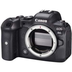 Canon digitálny fotoaparát EOS R6 čierna
