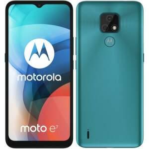 Motorola Moto E7 32 GB modrý
