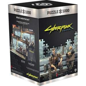 Cyberpunk 2077: Metro - Good Loot puzzle 1000