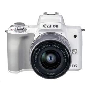 CANON EOS M50 MII 15-45, Set bezzrkadlov1w