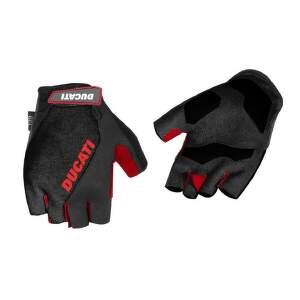 Ducati Gloves rukavice čierne.1