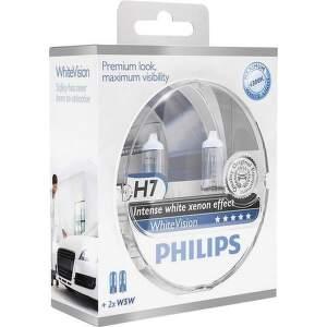 Philips H7 White Vision autožiarovky.2