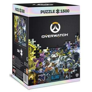 Good Loot Overwatch Heroes Collage Puzzle 1500