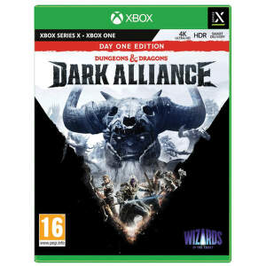 Dungeons and Dragons Dark Alliance (Day One Edition) - Xbox OneSeries X hra