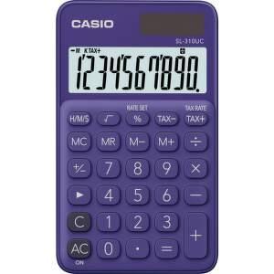 Casio SL 310 UC PL fialová