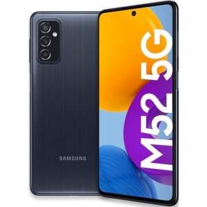 Samsung Galaxy M52 5G 6GB/128 GB čierny
