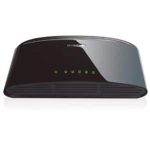 D-Link DES-1005D/E switch 5port 10/100Mb, plastový