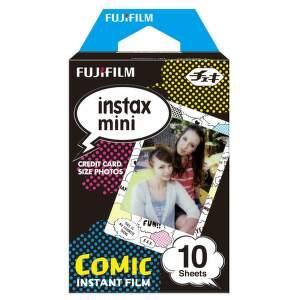 Fujifilm Instax Mini Comic, 10ks