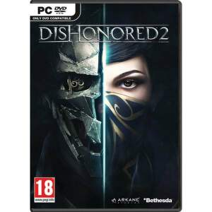 BETHESDA S DISHONORED 2, PC hra