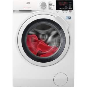 AEG L7WBG47W, biela práčka so sušičkou