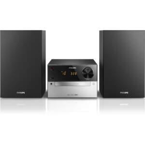 Philips MCM2300 (čierno-strieborný)