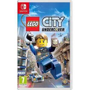 WARNER BROS Lego City Under., Switch hra_01
