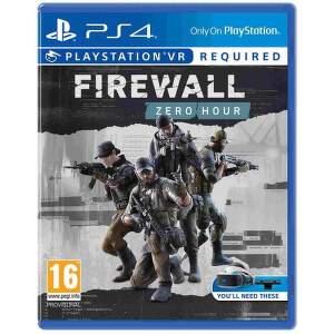 Firewall: Zero Hour - PS4 VR hra