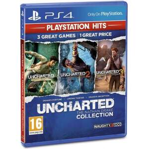Uncharted: The Nathan Drake Collection (PS HITS Edition) - PS4 hra