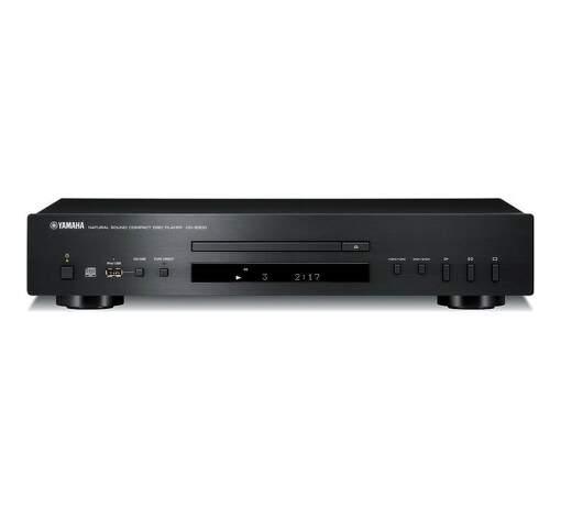 YAMAHA CD-S300 Black