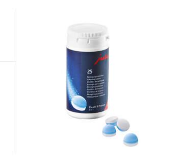 JURA čistiace tablety 25ks