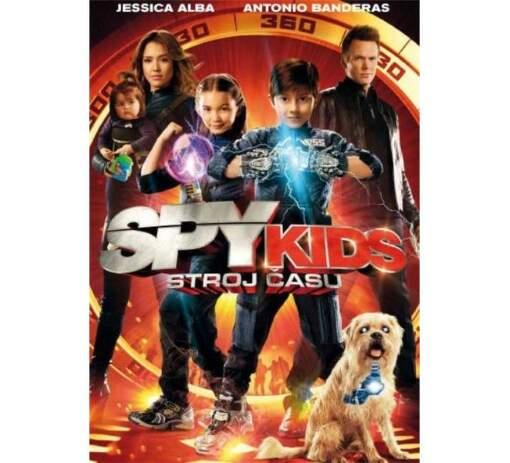 DVD F - Spy kids 4