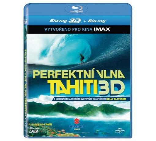BD F - Tahiti: Perfektní vlna 3D