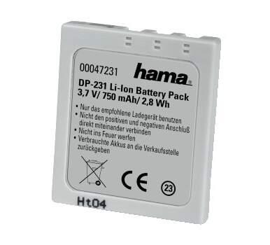47231 HAMA D-Li8