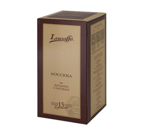 LUCAFFE NOCCIOLA 15PCS