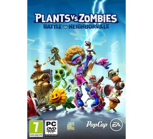 Plants vs. Zombies: Battle for Neighborville PC hra