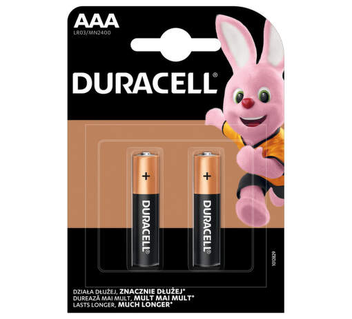 Duracell Basic 2400K2 2 ks