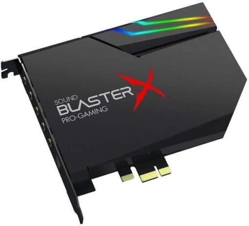Creative Sound BlasterX AE-5 Plus zvuková karta