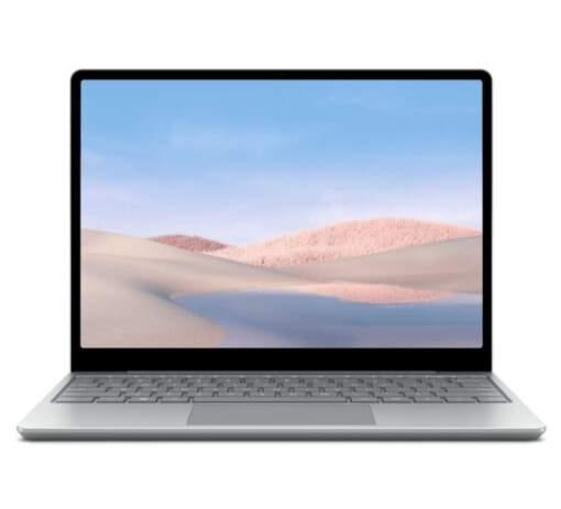 Microsoft Surface Laptop Go (THJ-00046) strieborný