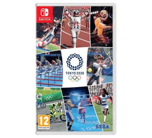 Olympic Games Tokyo 2020 - Nintendo Switch hra