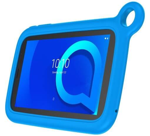 "Alcatel 1T 7"" 2021 KIDS čierny tablet + modré puzdro"