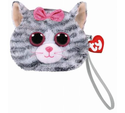 TY 95207 mačka KIKI detská taška na zápästie