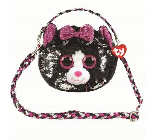 TY 95120 kočka KIKI dětská taška přes rameno