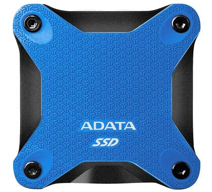 A-DATA SD600Q 480GB SSD USB 3.1 modrý