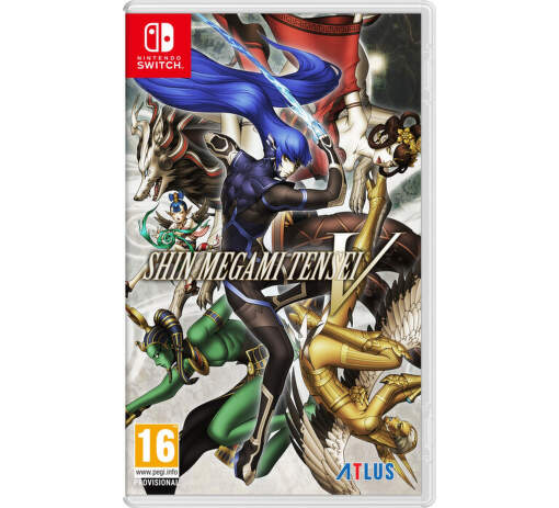 Shin Mega Tensei V (NSS6495) Nintendo Switch hra