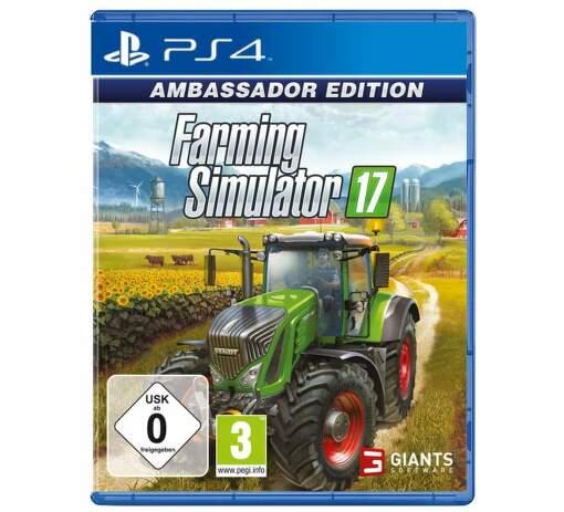 Farming Simulator 17: Ambassador Edition - PS4 hra