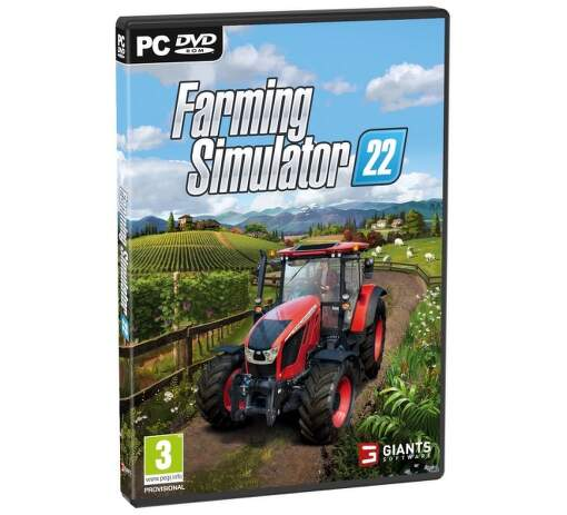 Farming Simulator 22 - PC hra