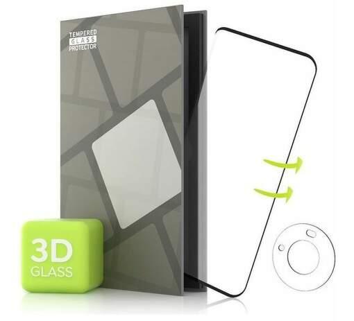 Tempered Glass Protector 3D ochranné sklo pre Huawei Mate 40 Pro čierna--mmf1000x1000